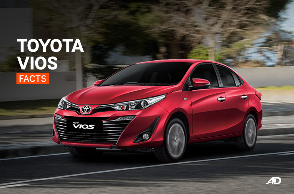 Toyota Vios Facts