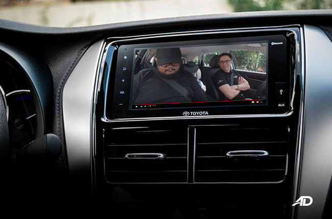 TV While Driving