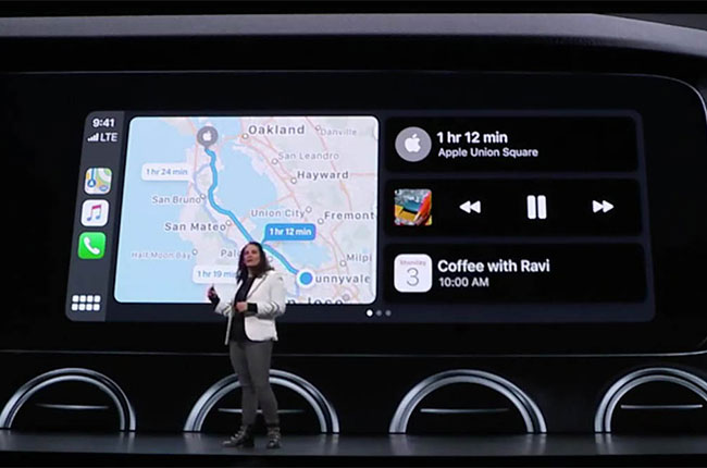 WWDC AppleCarPlay
