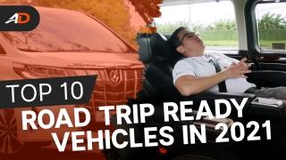 10 Best Road-Trip Ready Vehicles