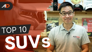 10 Best SUVs in the Philippines for 2021