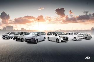 10 best vans in the Philippines