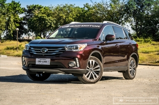 2018 GAC GS4 review