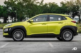 2018 Hyundai Kona Technology and Safety