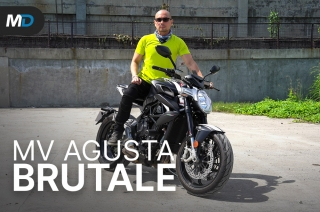 2018 MV Agusta Brutale Review - Beyond the Ride