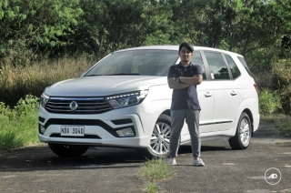 2018 SsangYong Rodius Review