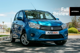 2018 Suzuki Celerio Review