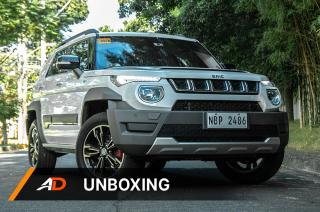 2019 BAIC BJ20 Luxury