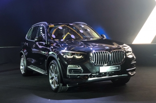 2019 BMW X5 Launch