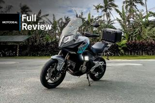 2019 CFMoto 650 MT Review