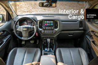 2019 Chevrolet Colorado High Country Storm Interior & Cargo