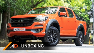 2019 Chevrolet Colorado Trail Boss Unboxing