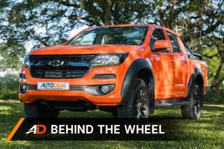 2019 Chevrolet Colorado Trail Boss Video Review