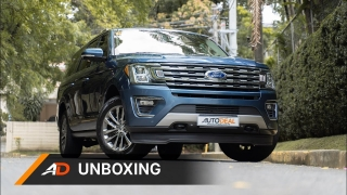 2019 Ford Expedition 3.5 Limited Max 4WD Unboxing