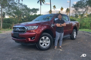 2019 Ford Ranger 2.2 XLT AT Review