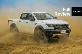 2019 Ford Ranger Raptor philippines