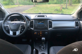 2019 Ford Ranger XLT Interior and Cargo Space