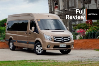 2019 Foton Toano Review