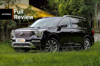 2019 GAC GS8 Review