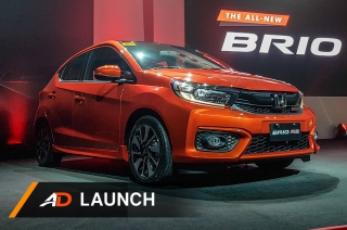 2019 Honda Brio - Launch