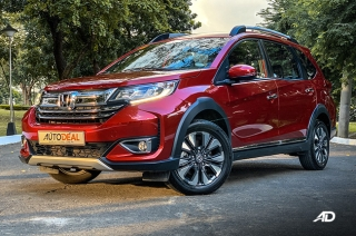 2019 Honda BRV review photo