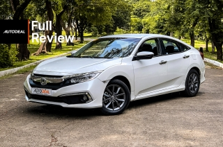 2019 Honda Civic 1.8 Philippines review