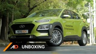 2019 Hyundai Kona  Unboxing