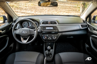 2019 Hyundai Reina Interior and Cargo Space