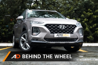 2019 Hyundai Santa Fe 2.2 GLS 4x2 Review - Behind the Wheel