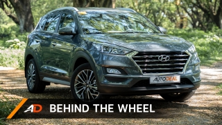 2019 Hyundai Tucson GLS Review - Behind the Wheel