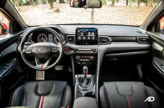 2019 Hyundai Veloster Turbo Interior and Cargo Space