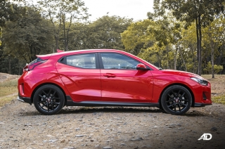 2019 Hyundai Veloster Turbo Technology and Safety