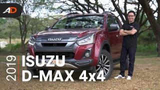 2019 Isuzu D-Max 4x4 Review - Behind the Wheel