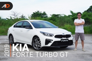 2019 Kia Forte Turbo GT Review - Behind the Wheel
