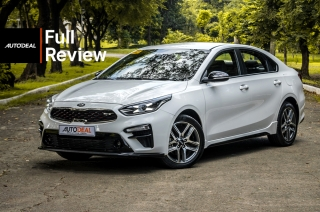 2019 Kia Forte Turbo GT Review Philippines