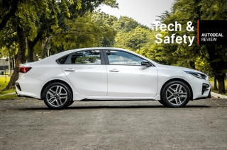 2019 Kia Forte Turbo GT Technology & Safety