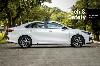 2019 Kia Forte Turbo GT Technology & Safety