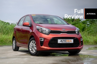 2019 Kia Picanto Review