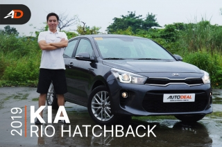 2019 Kia Rio Hatchback Review - Behind the Wheel
