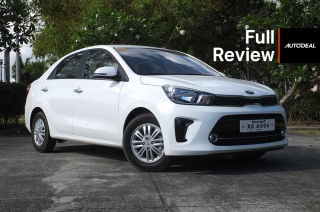 2019 Kia Soluto 1.4 EX AT