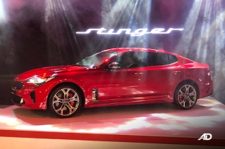 2019 Kia Stinger at MIAS
