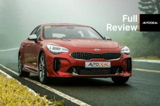 2019 Kia Stinger Review Philippines