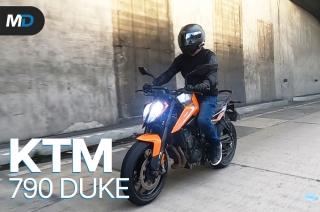 2019 KTM 790 Duke Review - Beyond the Ride