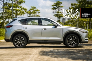 2019 Mazda CX-5 Diesel Technology & Safety
