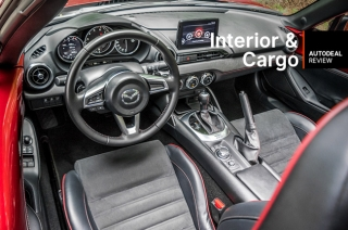 2019 Mazda MX-5 RF Club Edition Interior