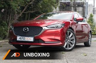 2019 Mazda6 2.5 SkyActiv-G Turbo - AutoDeal Unboxing