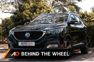 2019 MG ZS Alpha - Behind the Wheel