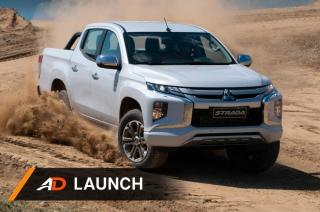 2019 Mitsubishi Strada - Launch