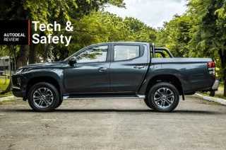 2019 Mitsubishi Strada Technology & Safety