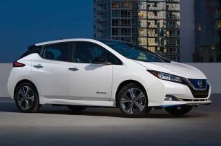 2019 Nissan LEAF e-plus